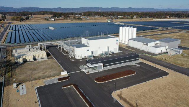 Fukushima: nasce il più grande impianto di idrogeno solare al mondo