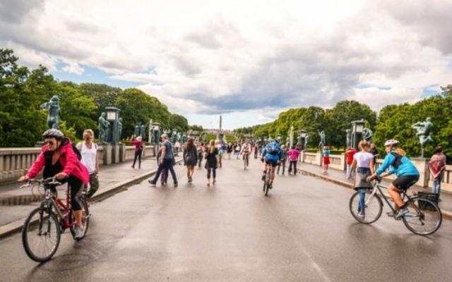 Mobilità ciclopedonale e i grandi risultati di Oslo: nessun morto nel 2019