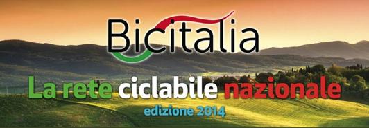 Una mappa delle strade ciclabili italiane: nasce Bicitalia