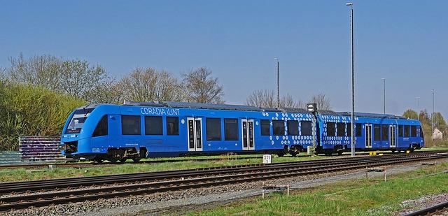 Treni a idrogeno: anche l'Olanda avvia la sperimentazione