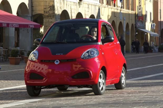 """City car che emulano il """"cellulare"""" e car sharing elettrico: un'altra bella storia di matrice tricolore"""