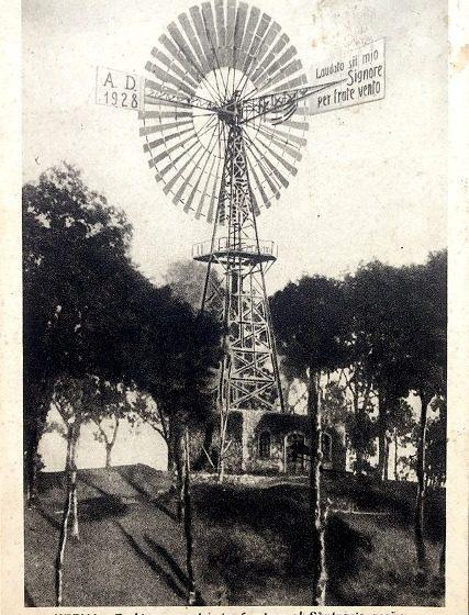 La pala eolica del Santuario de La Verna: una riflessione di Michele Dotti
