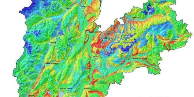 Anche il Trentino ha la sua mappa geotermica