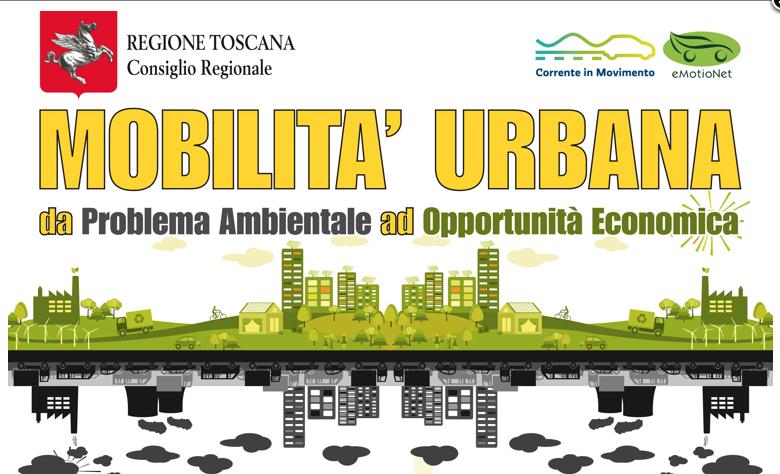 Firenze: un convegno sulla mobilità urbana da problematica ambientale ad opportunità economica