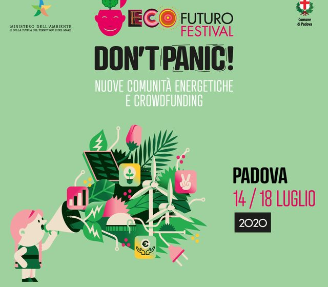 Come partecipare alle sessioni in streaming di Ecofuturo 2020