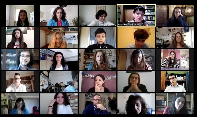 Giornalisti nell'Erba – seconda giornata della premiazione 2020