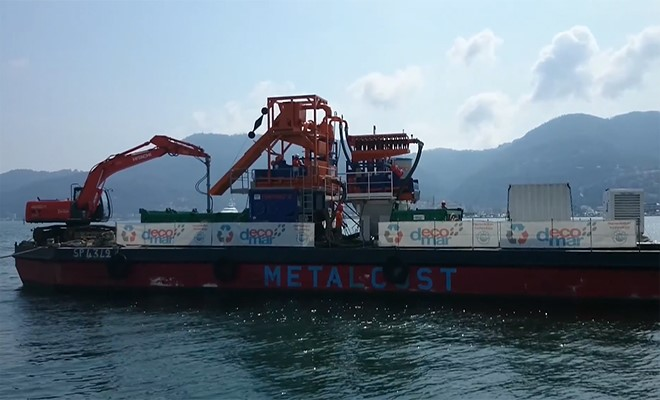 Fincantieri Deco: finalmente la soluzione green per il dragaggio dei porti e l'erosione costiera