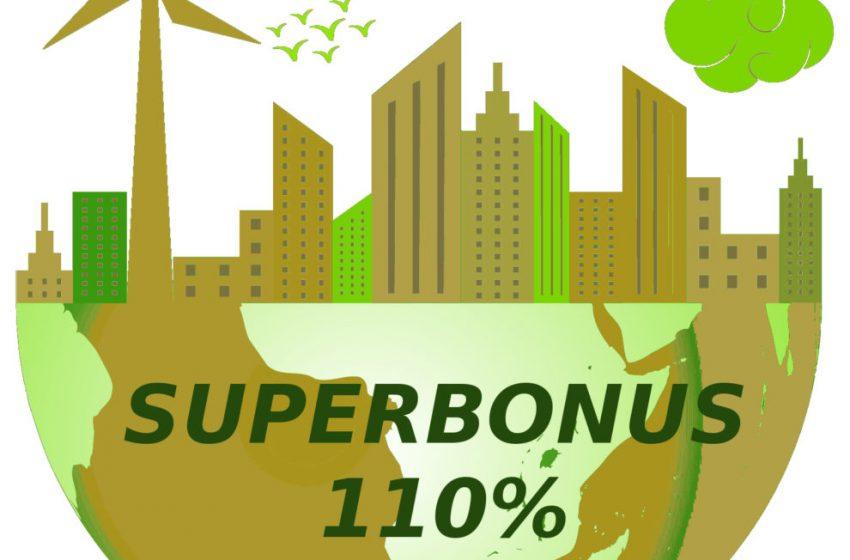 Superbonus 110%, proroga con il Recovery Fund oltre il 2021