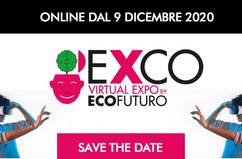 Un tour virtuale nella fiera EXCO: l'esperienza di Italia che Cambia