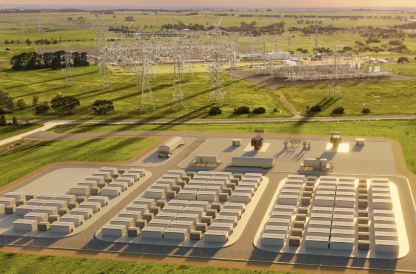 Sistemi di accumulo: in Australia la batteria al litio più grande al mondo