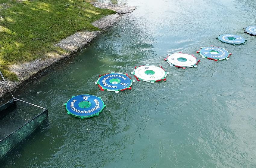 EXCO presenta River Cleaning: fiumi puliti da rifiuti e idrocarburi