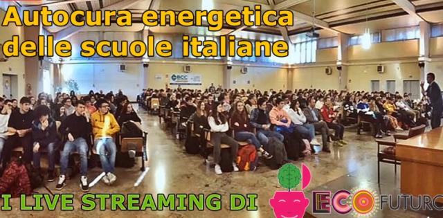 Autocura energetica delle scuole italiane