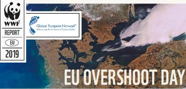 10 maggio 2019: Overshoot Day per la UE
