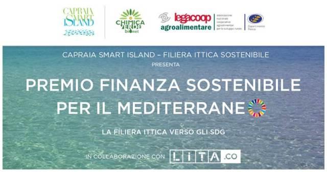 """E' nato il nuovo """"Premio Finanza Sostenibile per il Mediterraneo – La filiera ittica verso gli SDG"""