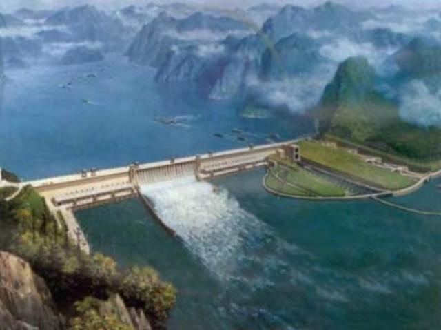 Intercettazioni fluviali: solo un terzo dei fiumi del mondo libero da dighe o bacini artificiali