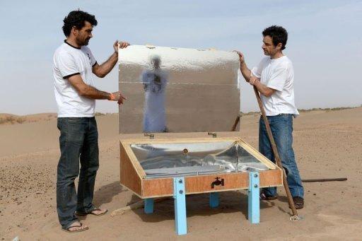 Waterpod, il depuratore portatile solare che potrebbe risolvere il bisogno di acqua potabile in Africa