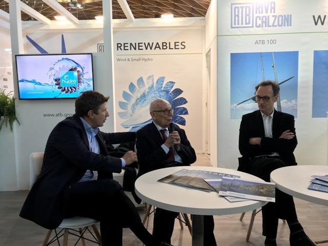 Federidroelettrica tra i partecipanti istituzionali e determinanti di Key Energy 2019