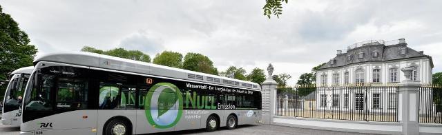 Trasporto Pubblico Locale: anche Roma sperimenta l'idrogeno