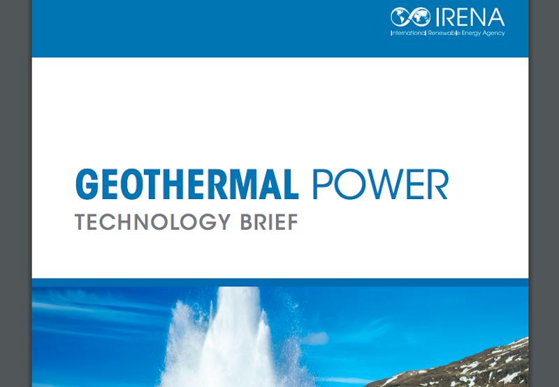 Geotermia, Sviluppo, Mondo: Potenzialità e limiti allo sviluppo della coltivazione geotermica, secondo IRENA