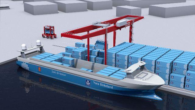 Fincantieri e navigazione zero-emission: accordo per la costruzione della prima nave elettrica a guida autonoma