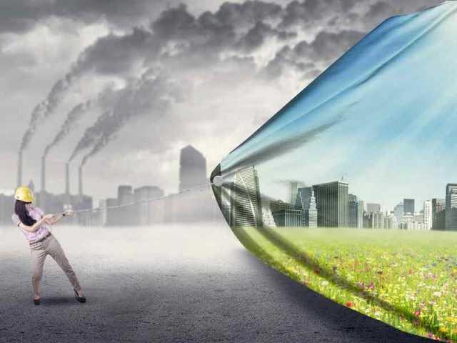 Transizione energetica: la svolta nel 2035