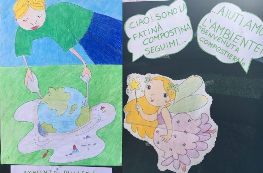 """""""Compostiamoci bene!"""": ASA Tivoli porta il compostaggio a scuola"""