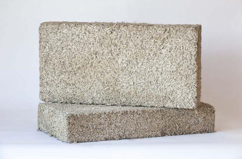 """Bioarchitettura e """"costruire e ristrutturare sostenibile"""": ecco il biomattone fatto di """"antichi"""" e versatili materiali"""