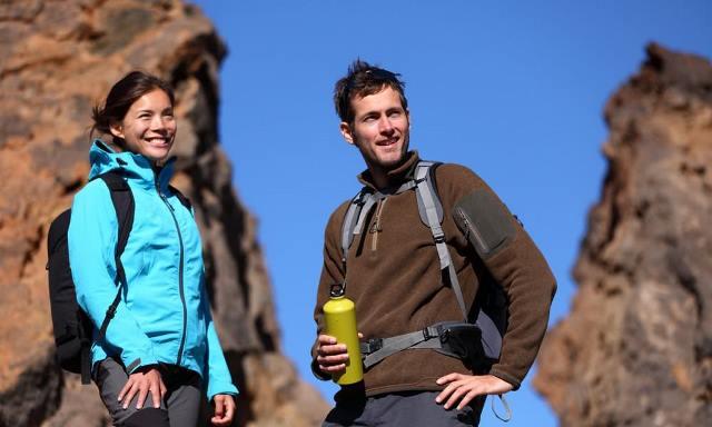 Borraccia: da simbolo dell'escursionista a simbolo di sostenibilità