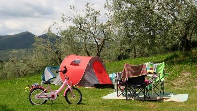 """Gardensharing"": metti la tenda nel mio giardino"