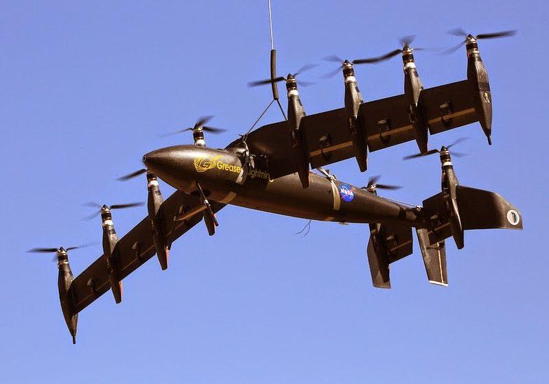 L'aereo del futuro è elettrico secondo la Nasa