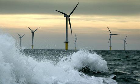 Impianti eolici offshore: potrebbero proteggerci da uragani e tempeste