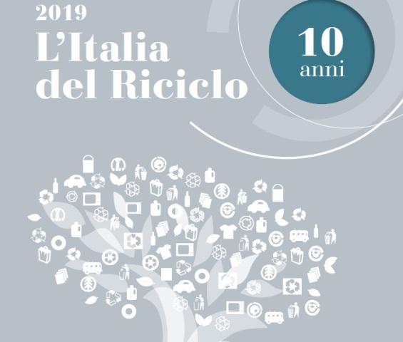 L'Italia del riciclo 2019: ecco la fotografia delle filiere nel nostro paese