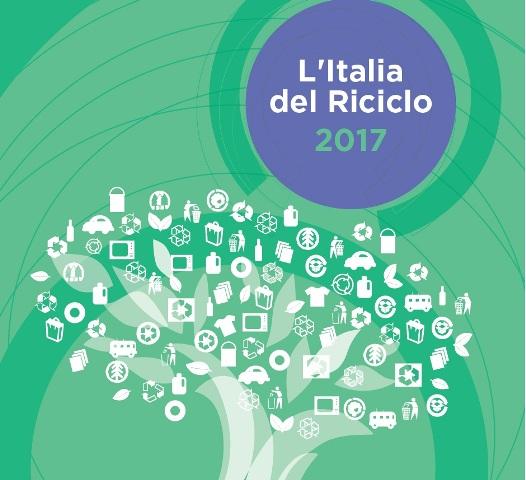 Italia del riciclo 2017: i numeri e le sfide di un settore in crescita