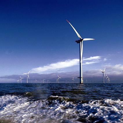 Gli effetti sul clima degli impianti eolici europei : previsto raddoppio della produzione al 2020