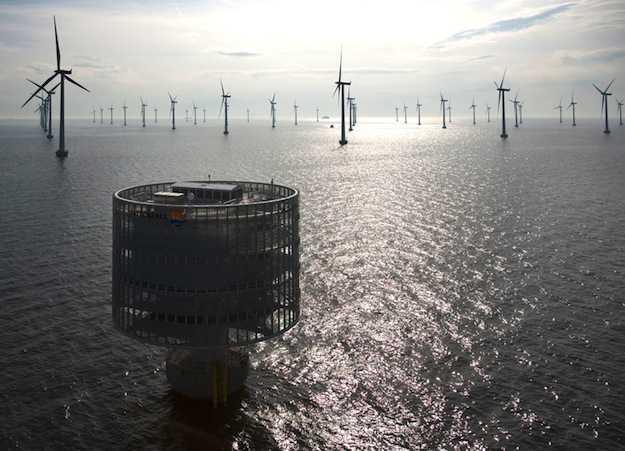 L'eolico Usa produce tanta energia elettrica quanto 11 centrali nucleari