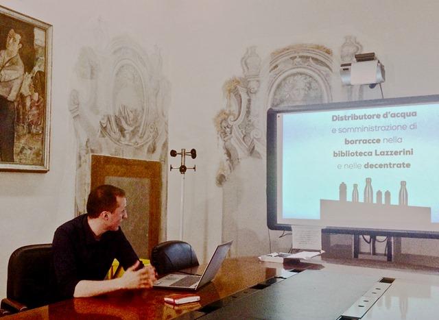 """L'amministrazione di Prato, città di  media dimensione e complessa struttura sociale, sarà """" plastic free"""""""