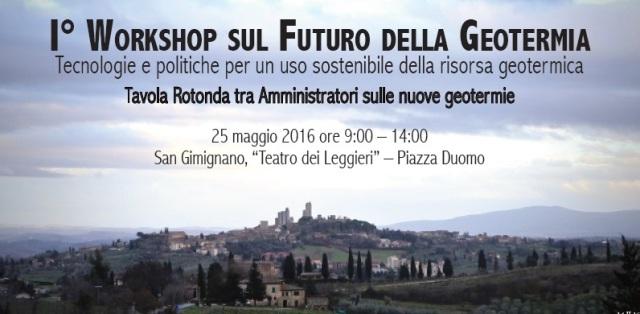 """La """"Carta di Abbadia della buona geotermia"""" a San Gimignano: le interviste ai relatori delle tecnologie"""