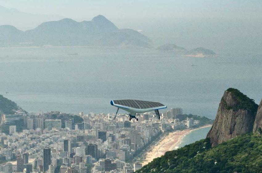 Dirigibili solari cargo per portare aiuti nelle zone più remote