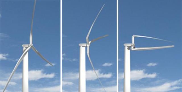Eolico biomimetico, prove generali sulle grandi turbine off shore