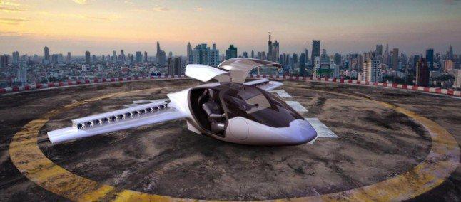Mobilità sostenibile: arriva anche il taxi volante elettrico