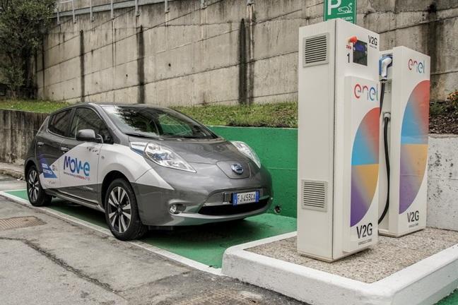"""Mobilità elettrica: in Gazzetta Ufficiale il decreto sul """"Vehicle to grid"""""""