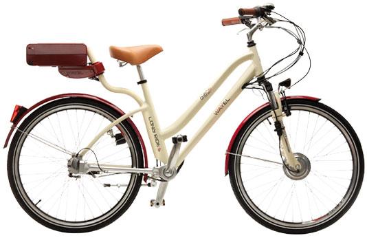 Bici elettrica OneCity Long Ride S, fino a 160 km di autonomia