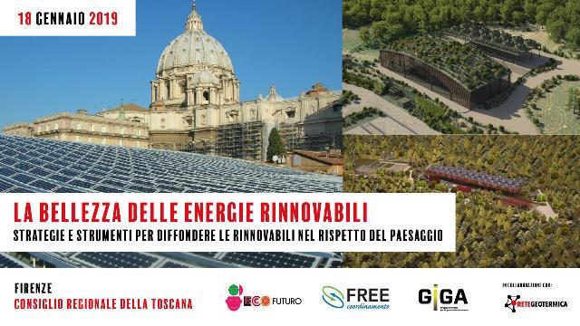 Una commissione speciale VIA per le FER: un significativo passo dopo il convegno Giga-FREE sulla bellezza delle rinnovabili