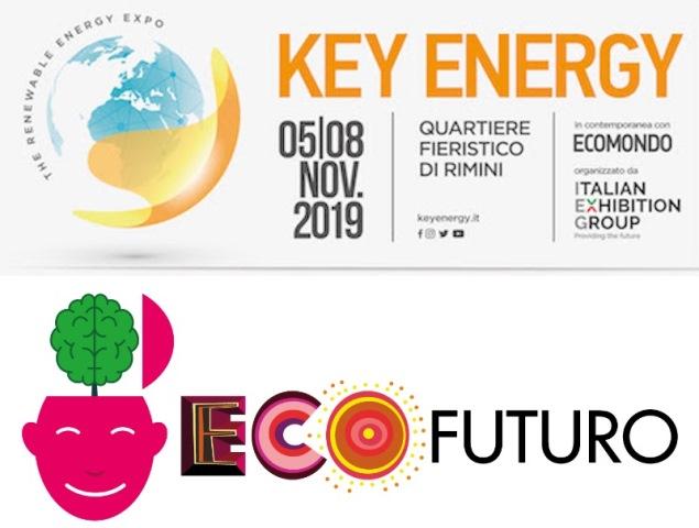 I geni di Ecomondo 2019 selezionati da Ecofuturo