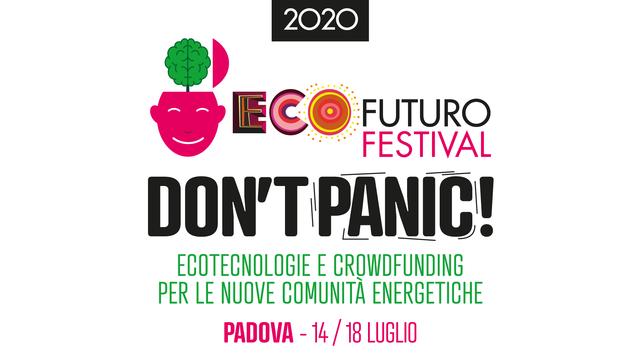 Ecofuturo Festival dal 14 al 18 luglio. Scopri il programma