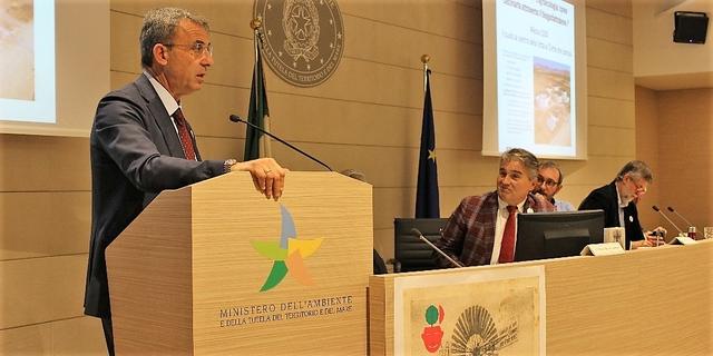 L'intervento del Ministro Costa al convegno Pillole di Ecofuturo