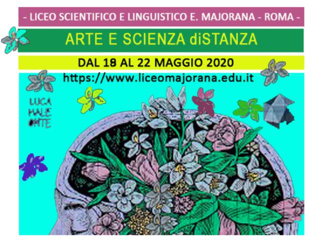 Arte e scienza: una settimana di tradizione, cultura e creatività … on line. Diretta il 22 maggio