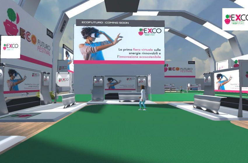 Arriva EXCO, prima Fiera VR su Rinnovabili e Innovazione