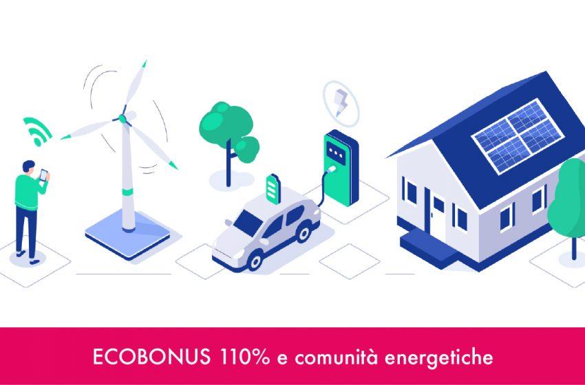 Aspettando EXCO, Superbonus e comunità energetiche
