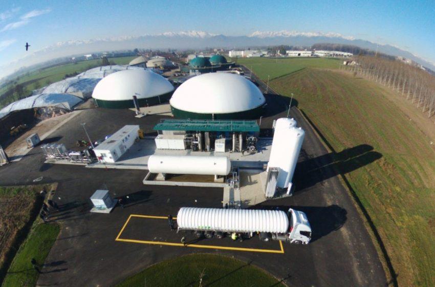 Biometano liquido: operativo il primo impianto agricolo in Italia